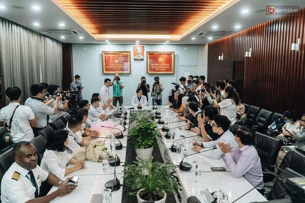 Chuẩn bị đưa BN91 xuất viện về nước, BV Chợ Rẫy tổ chức thông tin: Đây là niềm tự hào của Việt Nam - Ảnh 1.
