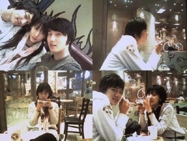 Tình sử Lee Min Ho - Kim Go Eun trước khi bén duyên: Nàng chỉ thích các chú, nhìn dàn tình cũ quyền lực của chàng mà choáng - Ảnh 17.