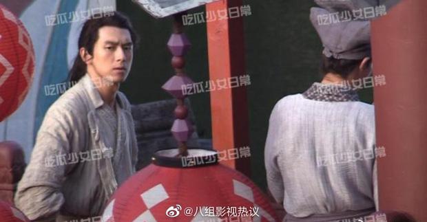 Khi sao Cbiz thử sức với tạo hình cái bang: Angela Baby vẫn siêu xinh, Lưu Hạo Nhiên - Trần Phi Vũ thì ba má nhận không ra - Ảnh 16.