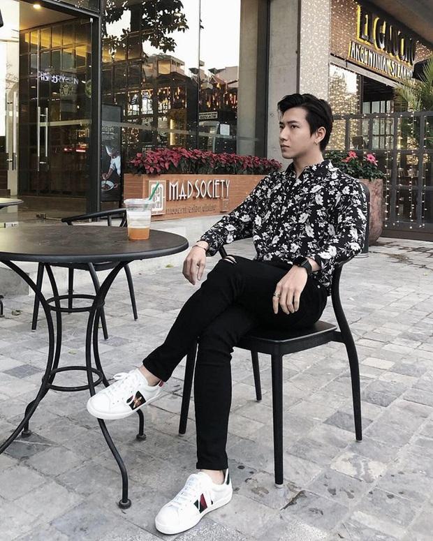 Trai đẹp Người ấy là ai từng gây sốt bởi nhan sắc tổng hợp hao hao Ji Chang Wook, Sehun, Ngô Kiến Huy... - Ảnh 10.
