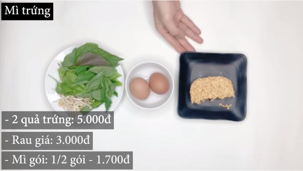 4 món ăn sáng Eat Clean của Uyên Pu vừa ngon, bổ, rẻ với giá sinh viên vừa dễ chế biến cho các nàng học hỏi đây - Ảnh 7.