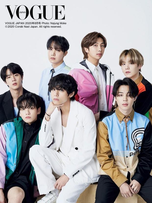 30 boygroup Kpop hot nhất hiện nay: BTS - SEVENTEEN thứ hạng bất ngờ sau scandal ổ dịch, EXO liệu có vươn lên khi sắp comeback? - Ảnh 1.