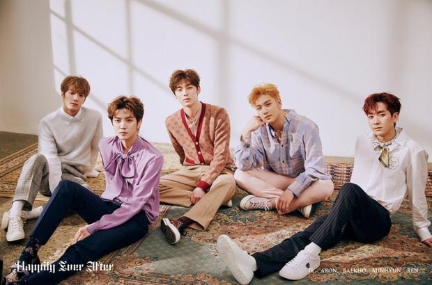 30 boygroup Kpop hot nhất hiện nay: BTS - SEVENTEEN thứ hạng bất ngờ sau scandal ổ dịch, EXO liệu có vươn lên khi sắp comeback? - Ảnh 7.