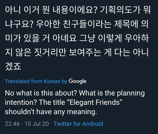 Netizen Hàn chê tơi tả, fan Thái lại khoái chí xui chị đẹp Yoon Ah ngoại tình ngay khi xem tập 1 Hội Bạn Cực Phẩm - Ảnh 8.