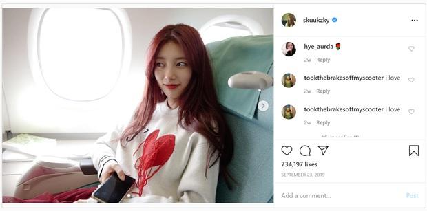 Rầm rộ bằng chứng Suzy và Rosé (BLACKPINK)... hẹn hò: Từ năm 2019 đã có hint tung tóe, giờ hot trở lại? - Ảnh 2.