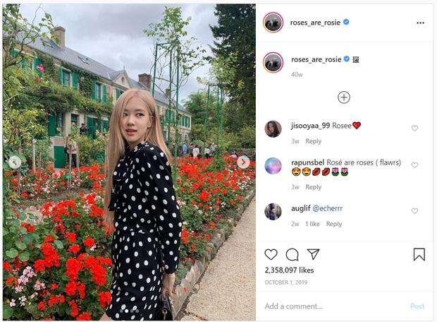 Rầm rộ bằng chứng Suzy và Rosé (BLACKPINK)... hẹn hò: Từ năm 2019 đã có hint tung tóe, giờ hot trở lại? - Ảnh 5.