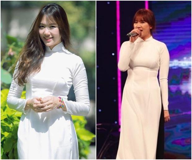 Hari Won đích thị là sao nữ có cân nặng trồi sụt nhất showbiz, lâu ngày nhìn lại thấy body thon gọn bất ngờ - Ảnh 6.