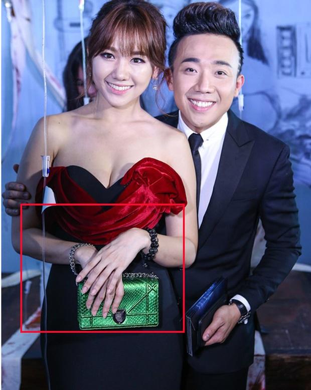 Hari Won đích thị là sao nữ có cân nặng trồi sụt nhất showbiz, lâu ngày nhìn lại thấy body thon gọn bất ngờ - Ảnh 7.