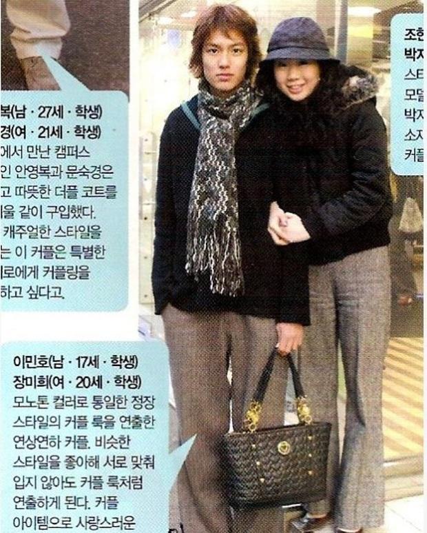 Tình sử Lee Min Ho - Kim Go Eun trước khi bén duyên: Nàng chỉ thích các chú, nhìn dàn tình cũ quyền lực của chàng mà choáng - Ảnh 16.