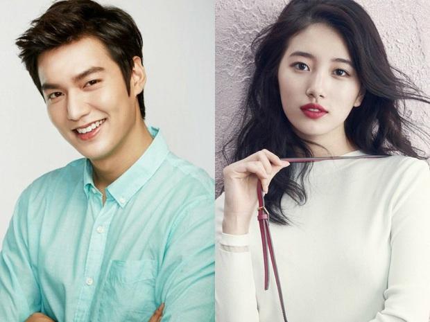 Tình sử Lee Min Ho - Kim Go Eun trước khi bén duyên: Nàng chỉ thích các chú, nhìn dàn tình cũ quyền lực của chàng mà choáng - Ảnh 13.