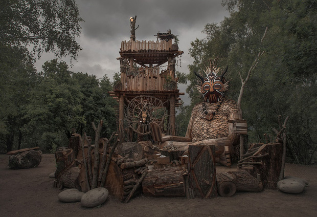 Giữa lúc khu du lịch ma quỷ ở Đà Lạt đang gây sốc vì phản cảm, cư dân mạng bất ngờ tìm được một công viên cùng concept trên thế giới nhưng lại được khen hết lời - Ảnh 8.