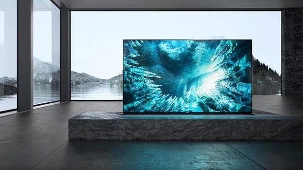 Sony cho ra mắt dòng TV kích thước lớn, giá lên đến 263 triệu đồng - Ảnh 4.