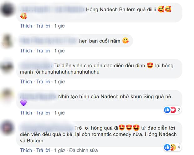 Mỹ nhân chuyển giới Baifern chốt đơn phim mới với cụ giáo bản Thái nhưng chị đẹp xuống sắc hay sao vậy? - Ảnh 6.
