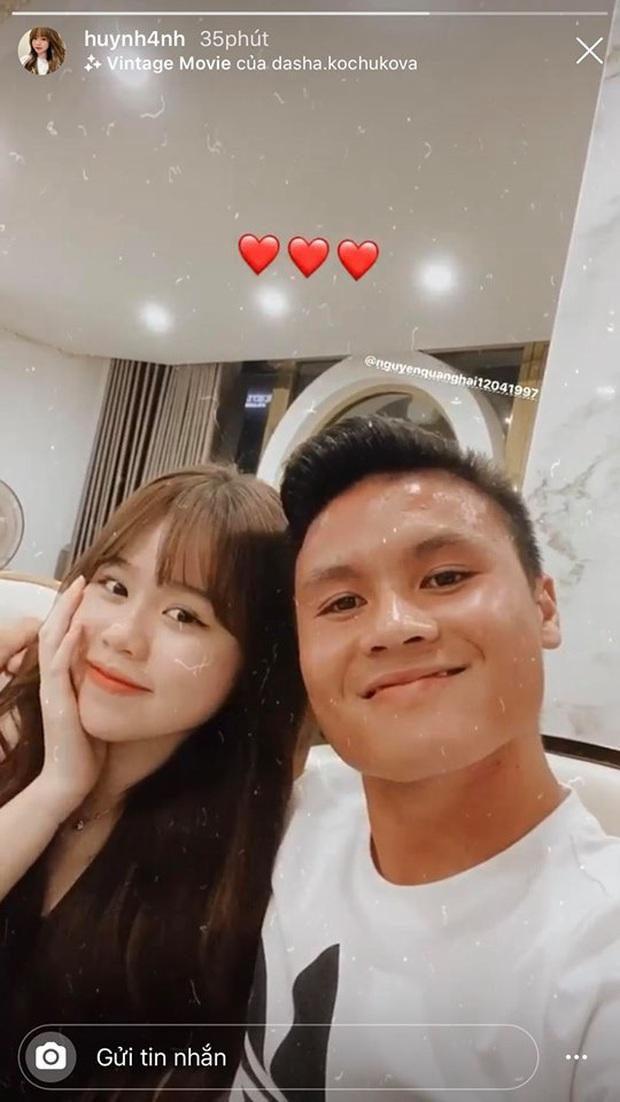 Quang Hải và bạn gái lần đầu xuất hiện chung sau liên hoàn sóng gió, hành động tình cảm cho thấy mối quan hệ hiện tại - Ảnh 3.