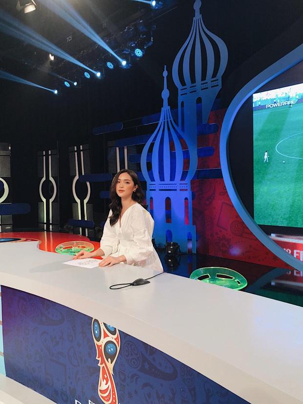Ứng cử viên sáng giá của Hoa Hậu Việt Nam 2020 từng là hot girl cổ vũ World Cup, mẫu ảnh có tiếng ở Hà Nội - Ảnh 8.