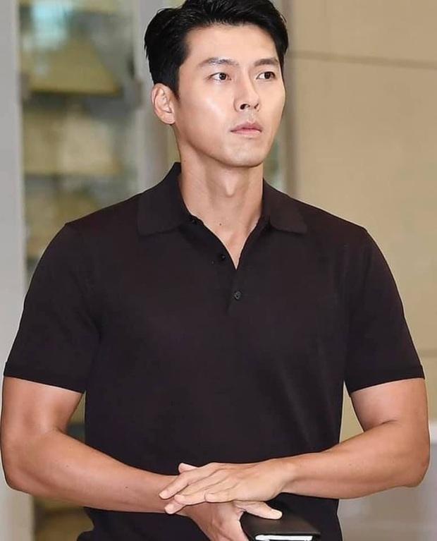 Hyun Bin lần đầu chính thức lộ diện sau tin đồn tái hợp với Song Hye Kyo, ngoại hình thay đổi rõ ràng - Ảnh 7.