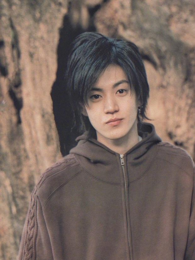 Top 10 mỹ nam hàng đầu Nhật Bản: Chồng nguyên mẫu Ran Mori chỉ xếp thứ 3, nhường chỗ 2 nam thần sở hữu vẻ đẹp phi giới tính - Ảnh 40.