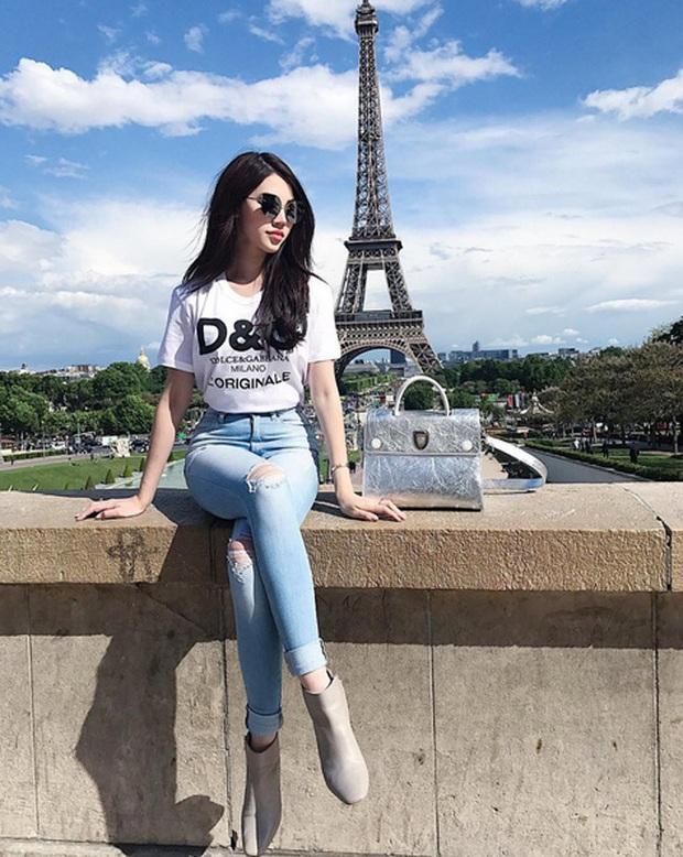 Hoa hậu rich kid Jolie Nguyễn: Vi vu nước ngoài, tậu đồ hiệu mỏi tay, tuyên bố tiêu 500 triệu/tháng không cần đại gia - Ảnh 5.