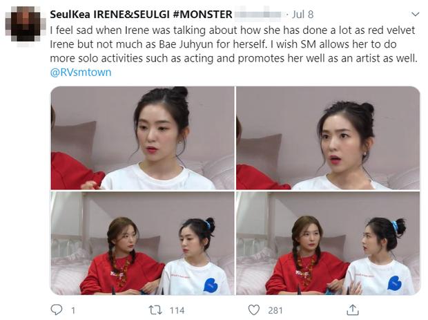Irene cảm thấy tự ti khi hoạt động solo đếm trên đầu ngón tay, fan phẫn nộ vì SM đối xử bất công giữa các thành viên Red Velvet - Ảnh 8.