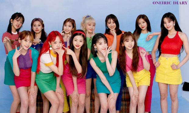 30 girlgroup hot nhất hiện nay: TWICE mất phong độ, BLACKPINK - Red Velvet liệu có đạt No.1 sau siêu phẩm comeback? - Ảnh 3.