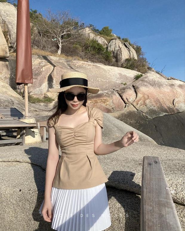 """10 mẫu váy diện đi biển xinh ngất ngây, nhiều bộ không kén dáng nàng nào cũng """"cân"""" dễ dàng - Ảnh 19."""
