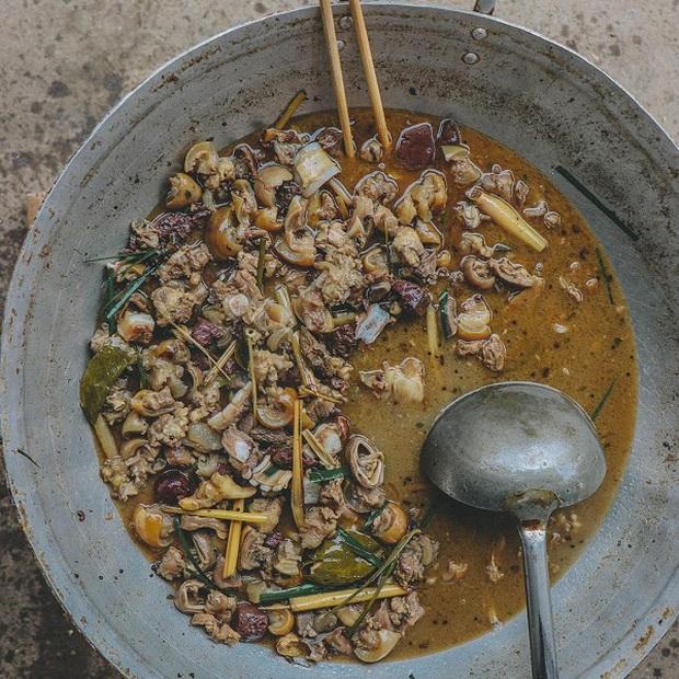 Những món ăn làm từ nội tạng động vật kỳ dị nhất thế giới, mới nghe tên đã thấy sợ nhưng lại được xem là đặc sản - Ảnh 4.