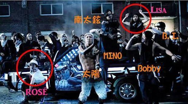 Lisa trong video dance mới nhất làm fan nhớ lại 7 năm về trước, thời cô nàng còn là trainee nhảy phụ trong MV của đàn anh Taeyang (BIGBANG) - Ảnh 3.