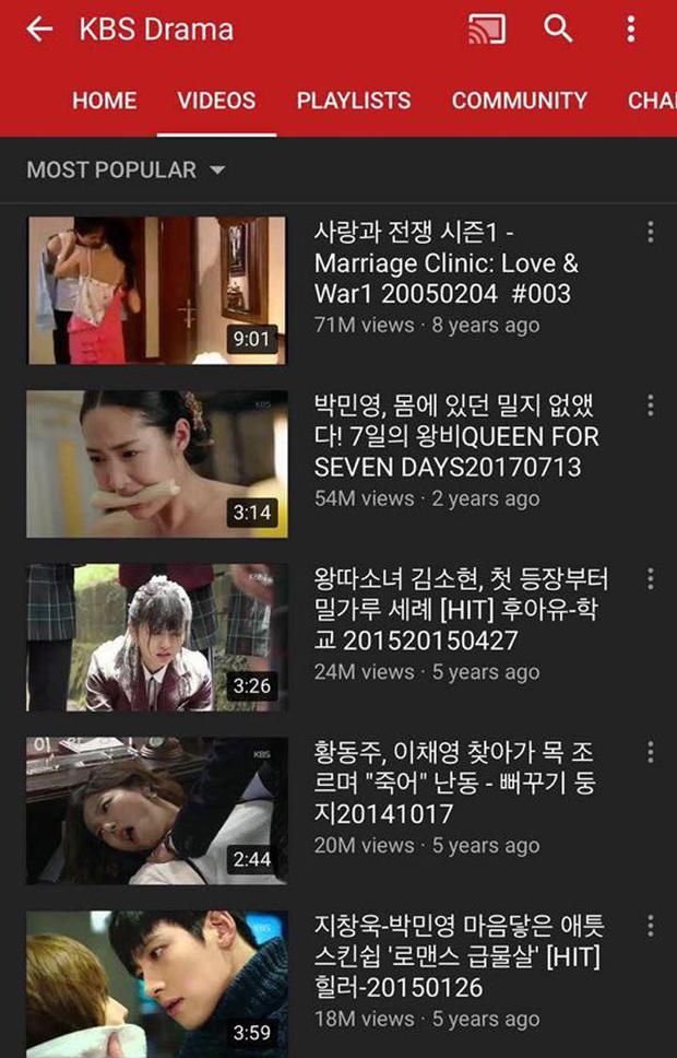 6 phim Hàn hot nhất trên Youtube: Màn giường chiếu 18+ của Park Seo Joon ở Thư Ký Kim chính thức vượt mốc 70 triệu - Ảnh 11.