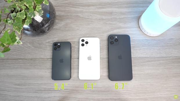 Cận cảnh mô hình iPhone 12, nhỏ gọn hơn cả iPhone 7 và iPhone SE 2020 - Ảnh 3.