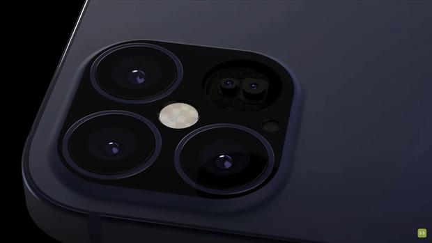 Cận cảnh mô hình iPhone 12, nhỏ gọn hơn cả iPhone 7 và iPhone SE 2020 - Ảnh 4.