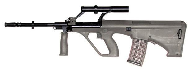 Bản cập nhật OB23 bất ngờ hé lộ súng mới Steyr AUG, là khẩu súng trường mạnh nhất Free Fire - Ảnh 2.