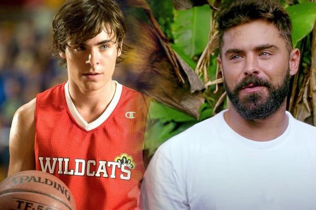 Khó mà nhận ra hot boy bóng rổ một thời Zac Efron với hình tượng râu ria xồm xoàm trên show mới! - Ảnh 11.