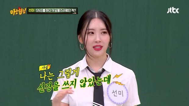Chỉ vì đăng hình ủng hộ JYP, Sunmi liền bị 500 người bỏ theo dõi trên mạng xã hội - Ảnh 2.