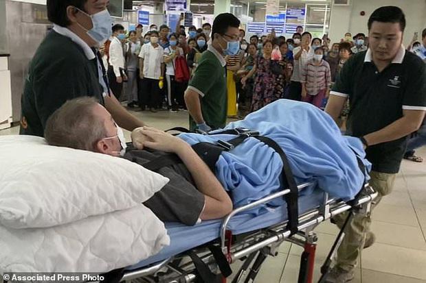 Báo quốc tế đưa tin bệnh nhân 91 xuất viện, bày tỏ ngưỡng mộ Việt Nam - Ảnh 5.