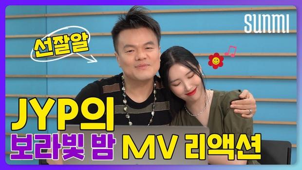 Chỉ vì đăng hình ủng hộ JYP, Sunmi liền bị 500 người bỏ theo dõi trên mạng xã hội - Ảnh 4.