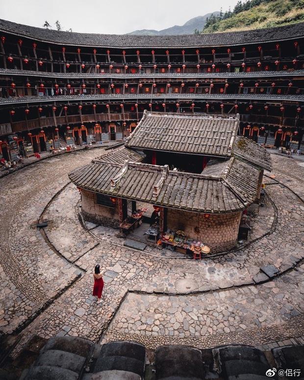 Mãn nhãn với hóa thạch sống của kiến trúc cổ Trung Hoa: Khu chung cư đất nung lớn nhất thế giới, là một kiệt tác sáng tạo của văn hóa xưa - Ảnh 5.