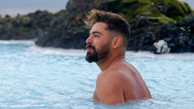 Khó mà nhận ra hot boy bóng rổ một thời Zac Efron với hình tượng râu ria xồm xoàm trên show mới! - Ảnh 8.
