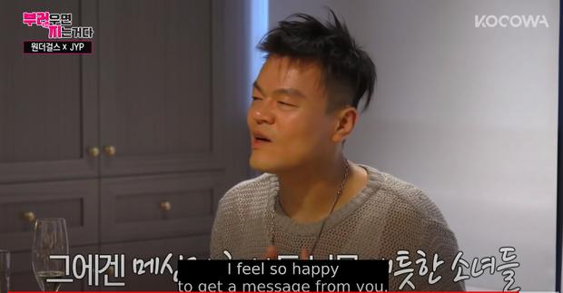 Chủ tịch JYP bất ngờ tuyên bố không coi Wonder Girls là nghệ sĩ như TWICE hay ITZY, nhưng sự thật sau đó khiến ai cũng ấm lòng - Ảnh 8.