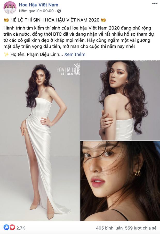 Ứng cử viên sáng giá của Hoa Hậu Việt Nam 2020 từng là hot girl cổ vũ World Cup, mẫu ảnh có tiếng ở Hà Nội - Ảnh 1.