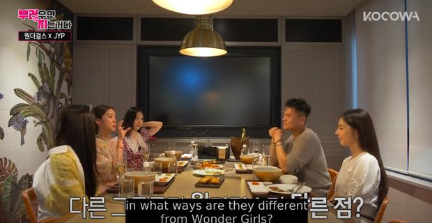 Chủ tịch JYP bất ngờ tuyên bố không coi Wonder Girls là nghệ sĩ như TWICE hay ITZY, nhưng sự thật sau đó khiến ai cũng ấm lòng - Ảnh 3.