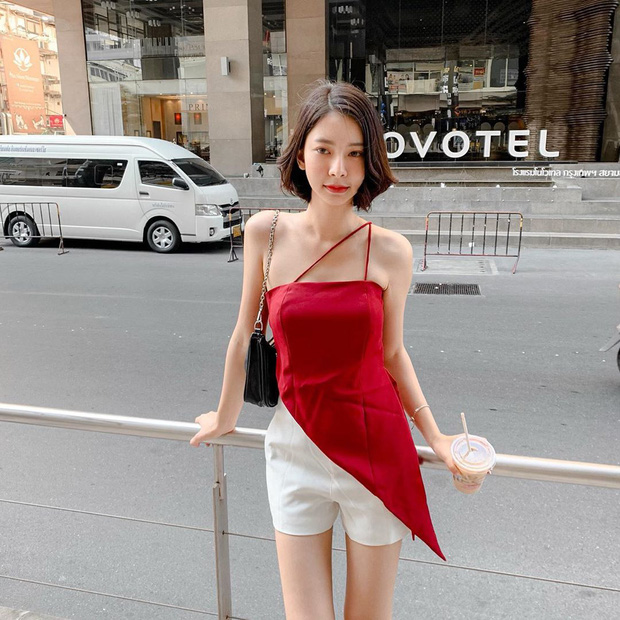 Hè đến là áo yếm lại hot quá trời quá đất và đây là những mẫu xinh xẻo nhất tại các shop mà chẳng nàng nào có thể làm ngơ - Ảnh 3.