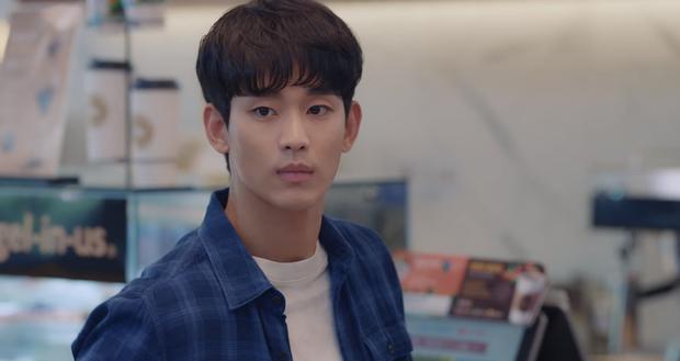 Kim Soo Hyun ghen nổ đom đóm mắt ở Điên Thì Có Sao nhưng lý do lại giống với đại úy Hyun Bin thế nhỉ! - Ảnh 3.