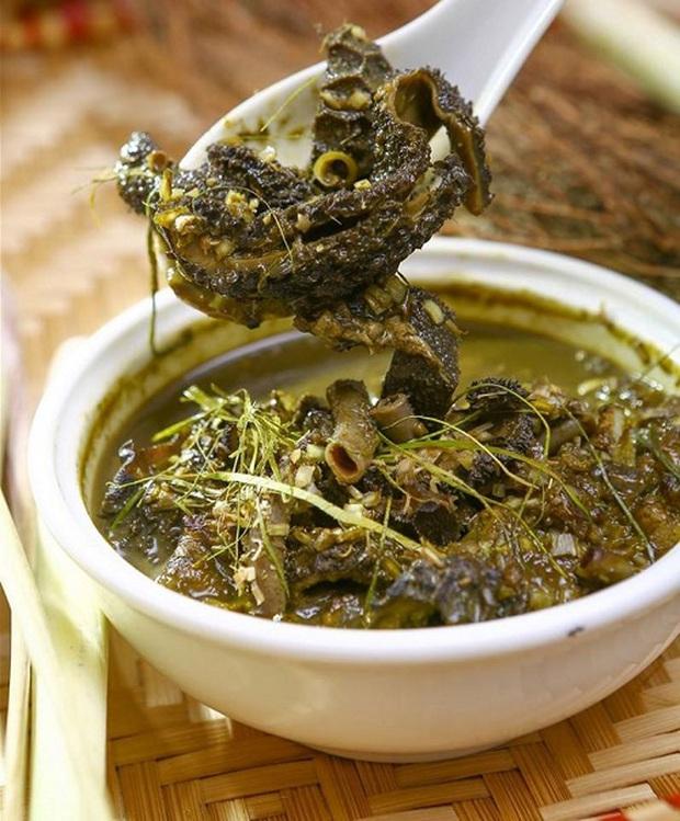 Những món ăn làm từ nội tạng động vật kỳ dị nhất thế giới, mới nghe tên đã thấy sợ nhưng lại được xem là đặc sản - Ảnh 1.