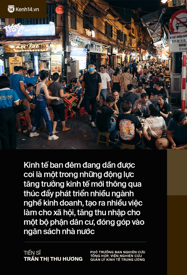 Xây dựng những thành phố không ngủ như thế nào để phát triển nền kinh tế ban đêm ở Việt Nam? - Ảnh 3.
