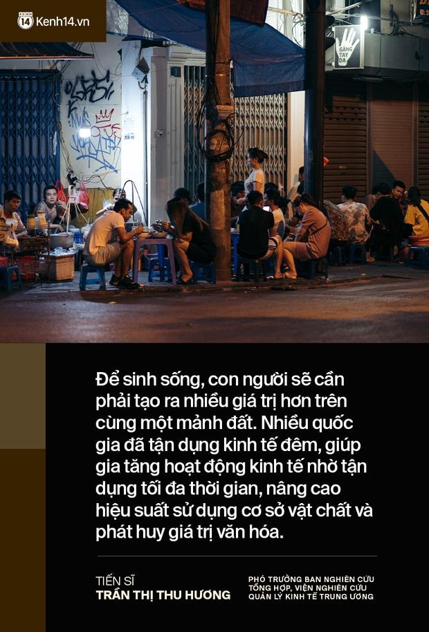 Xây dựng những thành phố không ngủ như thế nào để phát triển nền kinh tế ban đêm ở Việt Nam? - Ảnh 4.