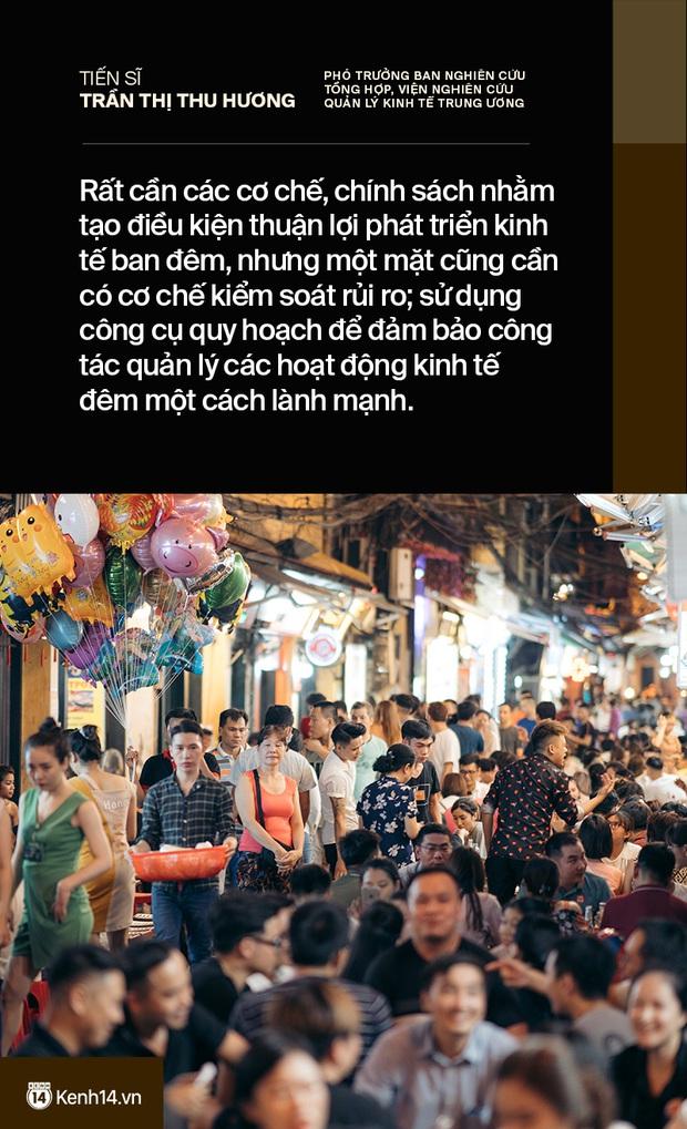 Xây dựng những thành phố không ngủ như thế nào để phát triển nền kinh tế ban đêm ở Việt Nam? - Ảnh 9.