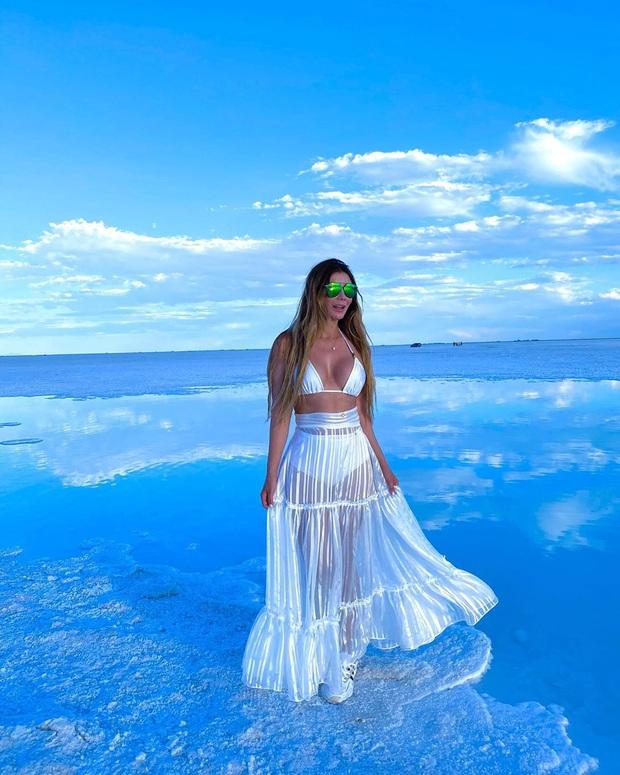 """Địa điểm nơi Vũ Khắc Tiệp """"mượn ảnh"""" để đăng lên Instagram: Hồ muối """"ảo diệu"""" nhất nước Mỹ, khách du lịch check-in nườm nượp - Ảnh 23."""