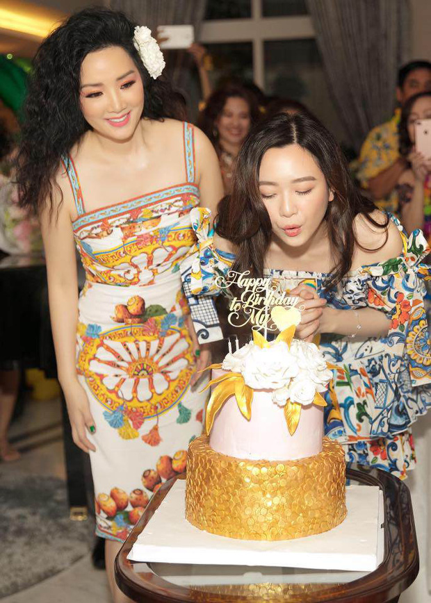 5 tiểu thư nức tiếng nhà sao Việt: Con gái Diễm My 6X thạo 4 thứ tiếng, con Quyền Linh - Giáng My tiềm năng thành hoa hậu - Ảnh 8.