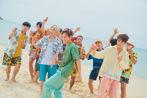 JSol sẽ tranh giành Han Sara với Cody (Uni5) và Đặng Trần Nhậm trong ca khúc mới kết hợp với nhạc sĩ Khắc Hưng - liệu sẽ là một bản hit mùa hè? - Ảnh 5.