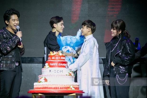 Ngay trong mini concert mừng sinh nhật, K-ICM bật khóc vì áp lực trước hàng loạt bình luận tiêu cực của anti -fan - Ảnh 5.